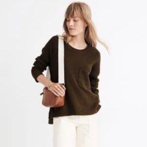 Madewell Sweater Thompson Pocket Pullover